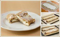 Tvarohový závin ze špaldy a ovesných vloček Other Recipes, French Toast, Breakfast, Food, Cakes, Morning Coffee, Cake Makers, Essen, Kuchen