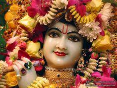 Sri Gokulananda Close up Wallpaper