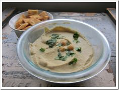 Hummus recipe from Cook's Illustrated America's Test Kitchen Cookbook, Cooks Illustrated Recipes, Homemade Hummus, Hummus Recipe, Football Food, Vegetarian Food, Appetizers For Party, Chocolate Desserts, Nachos