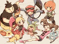 Calem Pokemon, Pokemon Kalos, 150 Pokemon, Pokemon X And Y, Pokemon Gijinka, Pokemon People, Pokemon Stuff, Pokemon Rouge, Photo Pokémon