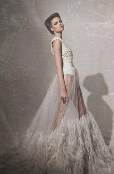 12 ชุดแต่งงานสุดเก๋ inspire จากชุดแต่งงานของลิเดีย