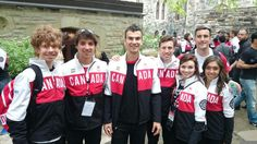Twitter / SkateCanada: A few of Canada's best skaters ...