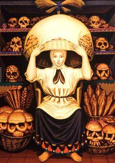 Skull ~ Octavio Ocampo