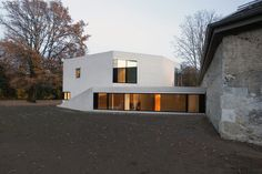 Gallery of House in Frontenex / Charles Pictet Architecte - 4