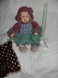 Love Me Again Doll (Lee Middleton Doll by Riva) by DKtrinketsjinkets on Etsy