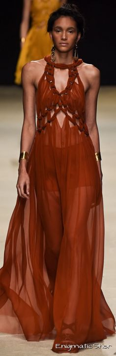 Alberta Ferretti Spring 2016 Ready-to-Wear - To see full image click on the picture
