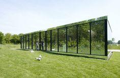 Mirror House by Johan Selbing & Anouk Vogel | HomeDSGN