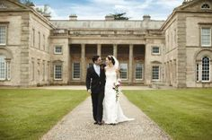 Compton Verney wedding venue in Warwickshire, Warwickshire