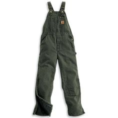 Carhartt Sandstone Duck Quilt-Lined Bib Overall - Dark Brown, Waist x Inseam, Model# Deals on - Carhartt Quilt Lined Sandstone Overall Coupons, Cute Casual Outfits, Pretty Outfits, Swag Outfits, Grunge Outfits, Mode Grunge, Estilo Hippie, Bib Overalls, Work Overalls, Carhartt