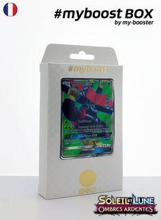 Coffret #myboost TOKOTORO GX FULL ART Contient 10 cartes Pokemon francaises Soleil et Lune 3 neuves dont : - la carte TOKOTORO GX FULL ART 130/147 180PV de la serie Soleil&Lune 3 - 1 carte Holographique ou Reverse - 1 carte 100PV - 1 carte 90PV - 1 carte 80PV my-booster, l offre POKEMON PREMIUM