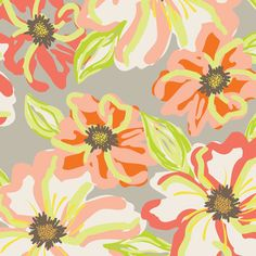 Sunset Aquarella by Art Gallery Fabrics