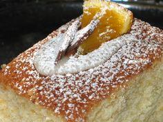 Appelsiinin makuinen leivonnainen - Kotikokki.net - reseptit