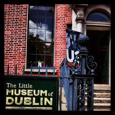 The Little Museum of Dublin on St Stephen's Green