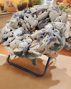Take a Bite Out of Shark Week: Learn How To Make a Shark Chair