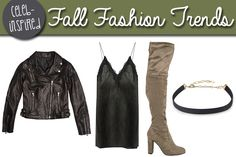 """""""Fall"""" in love with with your new wardrobe."""