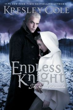 Endless Knight Audiobook by Kresley Cole, narrated by Emma Galvin - Arcana Chronicles series # 2. YA Paranormal #audiobooks