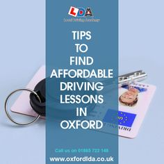 School Advertising, Driving School, Schools, Oxford, Tips, How To Make, Driving Training School, School, Oxfords