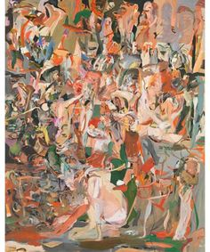 Artist Cecily Brown