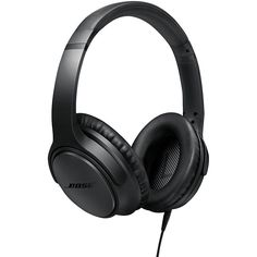Bose SoundTrue Around-Ear Headphones II (Android Devices) Charcoal Bla