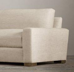 8' Maxwell Upholstered Sleeper Sofa