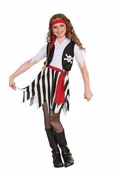 little lady buccaneer pirate costume - Halloween Pirate Costume Ideas