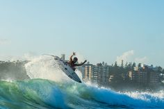 Australian Open of Surfing - Mix the world's best surfers with action sports, music, art, fashion and skateboarding all for free and all on Manly Beach and you get the Australian Open of Surfing!