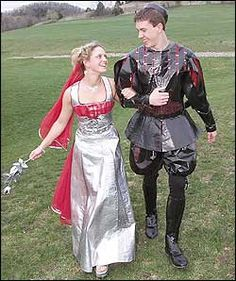 Duct tape prom wear! Some funny ones in here!