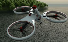 This Hover Bike Needs To Replace Every Car Immediately ArtNews & PoliticsScienceJune 13, 2015