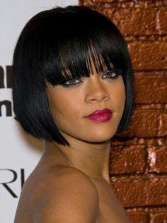 16 stilvolle Rihanna Bob Haarschnitte
