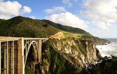 Basic Bridge 🛣 . . . . #bridge #california #highway1 #santacruz #pebblebeach #carmelbythesea #beach #coastline #cliff #pacificbeach #pacificcoasthighway #usa #travelgram #instagood #instadaily #travel #followforfollow #followtrain #follow4follow #carmellocals #montereybaylocals - posted by Matti Rza https://www.instagram.com/muffrza - See more of Carmel By The Sea, CA at http://carmellocals.com