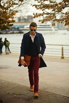FashionBloggers ¡Pantalones de colores para chicos! Page 3