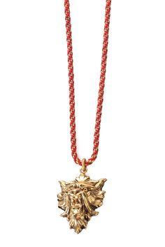 Gargoyle Necklace--made in Paris