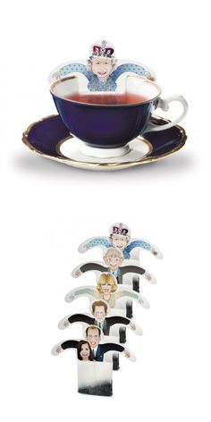 Royal Tea Bags by Donkey Products. 16 Creative Packaging Examples Royal Tea Bags by Donkey Products.