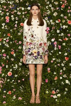 Gucci Resort 2013 Fashion Show - Bette Franke