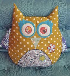 Large Owl Cushion £25.00