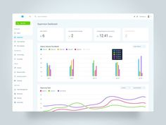 InsightsPro - Agent & Supervisor Dashboard