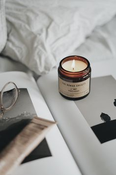 The Nomad Society range of scented soy wax candles are hand poured in Hossegor, France. They feature an amber glass jar, twist on black lid and a natural cotton core wick for a cleaner burn. All our soy wax is from sustainable sources. View our range. Vegan Candles, Soy Wax Candles, Scented Candles, Candle Jars, Yankee Candles, Amber Glass Jars, Candle Maker, Candle Packaging, Photo Candles