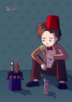 Doctor Who by K-a-o-r-i on DeviantArt