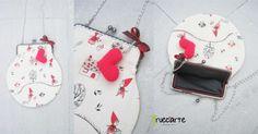 Bolso Caperucita Roja hecho a mano / Little Red Riding Hood bag handmade