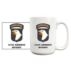 101st Airborne Division Coffee Mug - Meach's Military Memorabilia & More