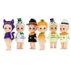 Sonny angel halloween collection 2014 + 2 secrets