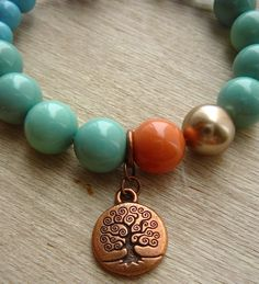 Swarovski crystal beads bracelet
