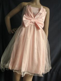 Romance Party Dress  Sweet Honey Bridesmaid Dress  Soft by midress, $45.00