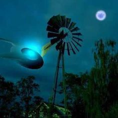 """Remember the movie, Cowboys and Aliens? Well, """"they"""" say it was based on an event that actually happened here in Texas! In the Aurora Cemetery, it is said that in 1897 a small body from a UFO was buried, after fatally crashing into a windmill on a nearby farm. The headstone is now missing, but the mystery continues...http://www.ufocasebook.com/Aurora.html"""
