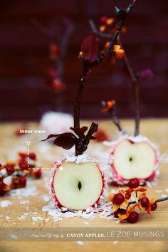 mini snow candy apples5