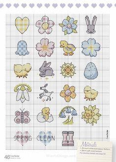 Gallery.ru / Фото #46 - Cross Stitcher 250 2012.03 - Los-ku-tik