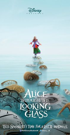 Alice returns to the whimsical world of Wonderland and travels back in time to save the Mad Hatter.