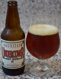 Lagunitas' Undercover Investigation Shut-Down Ale - This is a nice example of what I like about American Strong Ales. I like how they are commonly really big and bold with lots of hops, but a richer and maltier backbone then their hoppy DIPA brethren. This one hits pretty close to the mark with a good hop profile and good all around balance.