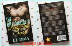 Here's a closer look at the paperback version of The Billionaire's Dirty Little Secret and it's evolution across title and cover. Jackie Collins, Best Titles, Nonfiction Books, Billionaire, Erotica, Closer, Evolution, Diva, The Secret