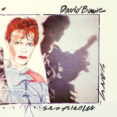 David Bowie - Scary Monsters (CD) #davidbowie